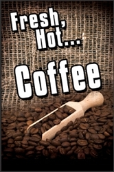 Fresh Hot... Coffee