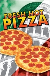 Fresh Hot Pizza