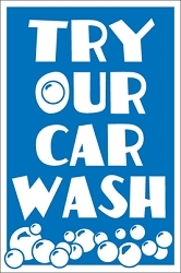 Try Our Car Wash!