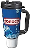 Conoco Branded 32oz Thermal Insulated Car Mug w/ Handle