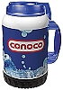 Conoco Branded 64oz Thermal Insulated xTreme Tread Mug w/ Handle