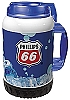 Phillips 66 Branded 64oz Thermal Insulated xTreme Tread Mug w/ Handle