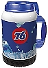 76 Branded 64oz Thermal Insulated xTreme Tread Mug w/ Handle