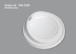 White Dome Lids (Fits 12oz, 16oz, 20oz, 24oz Hot Trophy Cups)