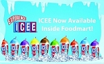 Icee Now Available - Pump Topper Insert