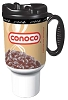 Conoco Branded 20oz Thermal Insulated Car Mug w/ Handle
