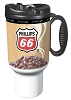 Phillips 66 Branded 20oz Thermal Insulated Car Mug w/ Handle