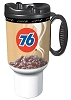76 Branded 20oz Thermal Insulated Car Mug w/ Handle